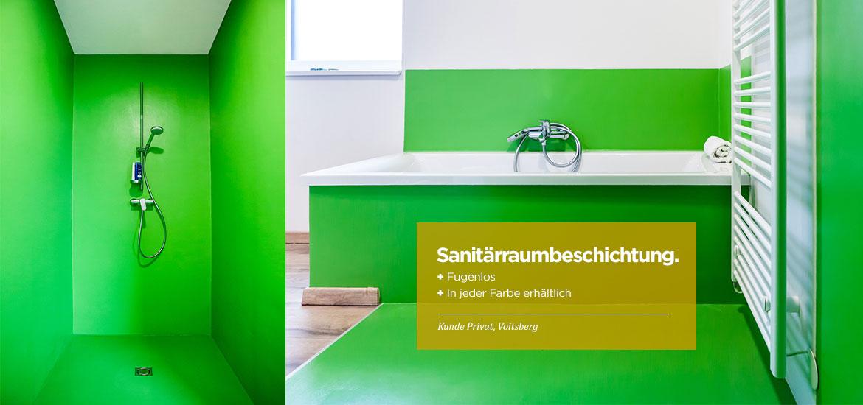 Epoxidharzboden Badezimmer ~ Kreative Ideen fu00fcr Ihr ...